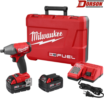 "MILWAUKEE M18 FUEL™ 1/2"" Compact Impact Wrench w/ Pin Detent Kit"