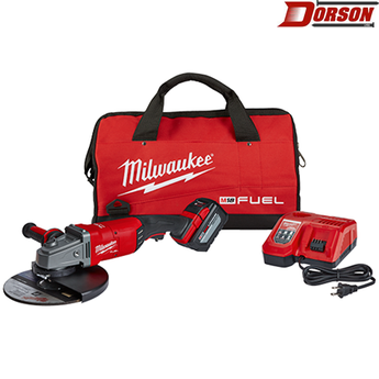 "MILWAUKEE M18 FUEL™ 7"" / 9"" Large Angle Grinder	Kit"