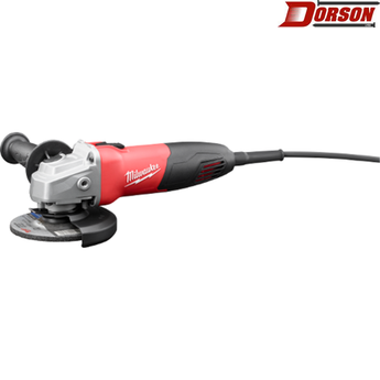 "MILWAUKEE 7.0 AMP 4-1/2"" Small Angle Grinder"