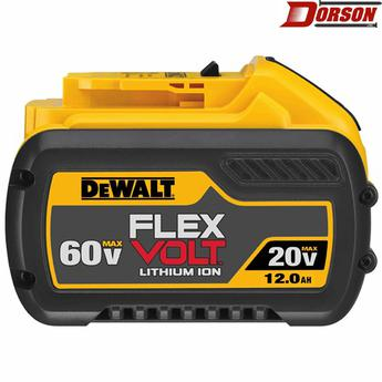DEWALT FLEXVOLT® 20V/60V MAX* 12.0 Ah Battery