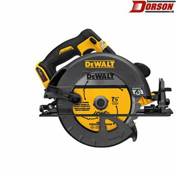 "DEWALT FLEXVOLT® 60V MAX* 7-1/4"" (184mm) CIRCULAR SAW w/Brake  BARE"